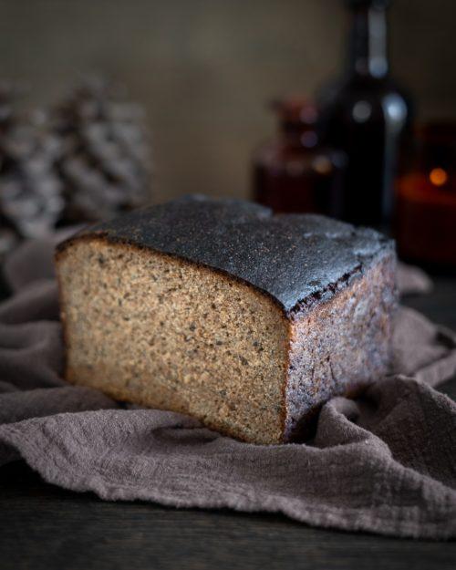 duona be pridetinio cukraus