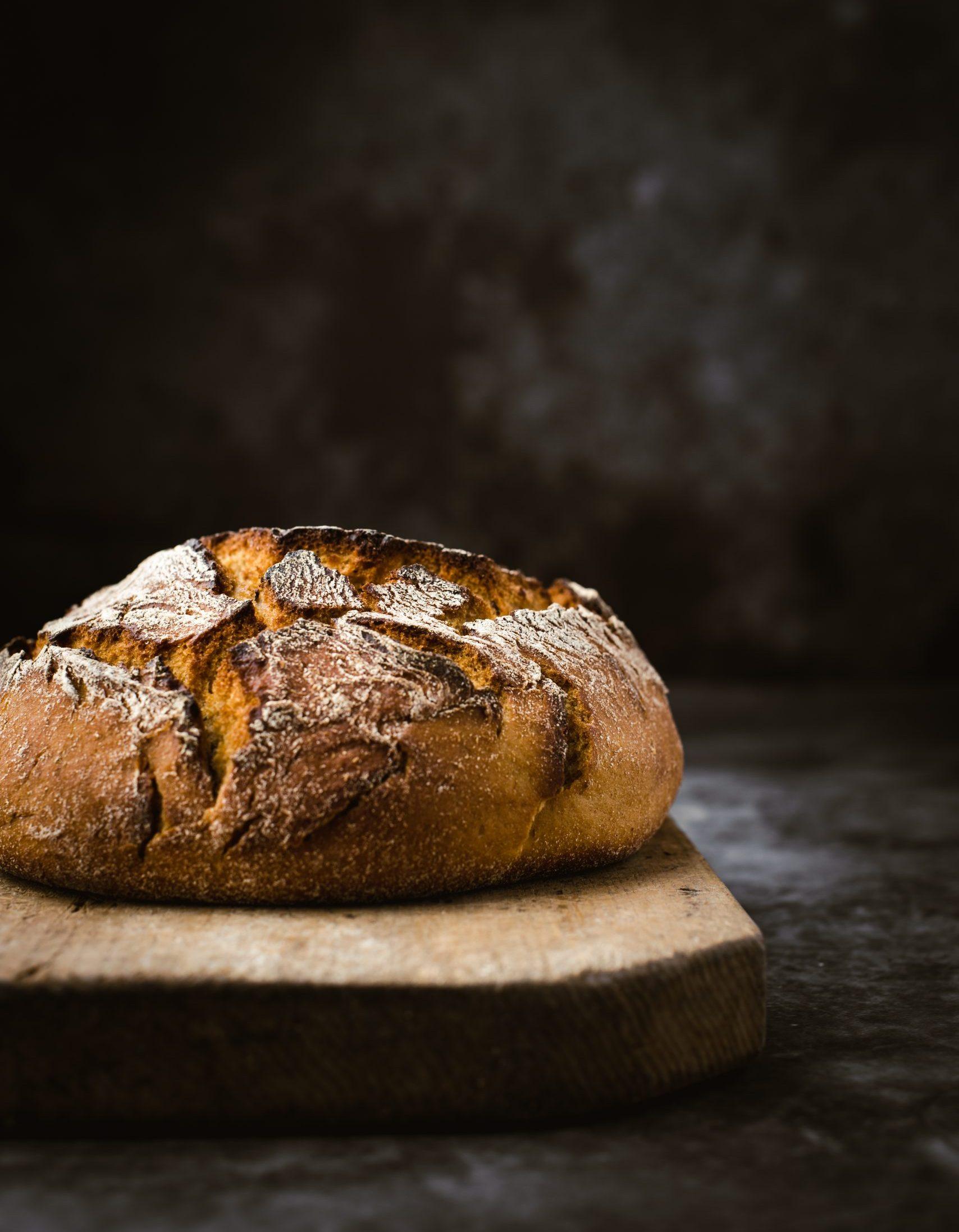 plikyta duona biržų duona