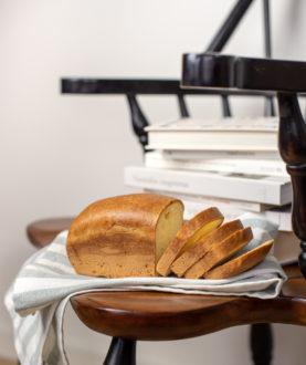 Be gliuteno šviesi duona BRIOCHE