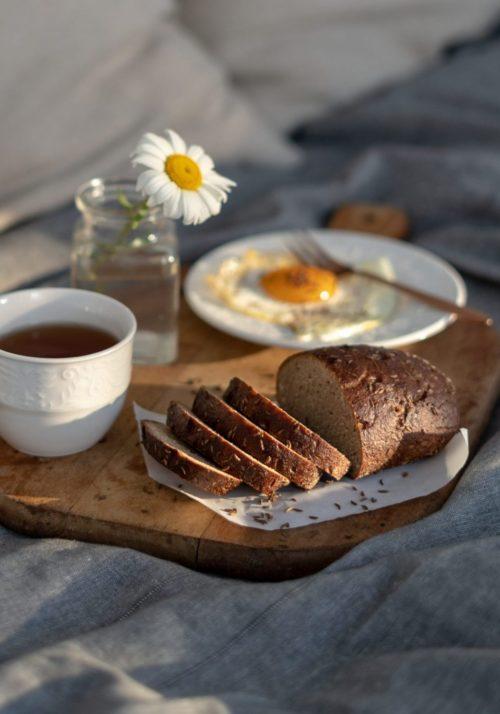 Ruginė duona Liliputas Biržų duona