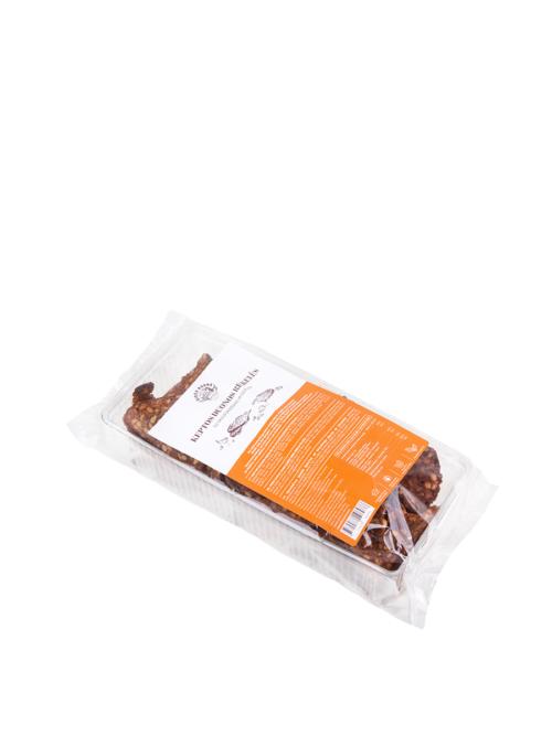kepta duona uzkandis