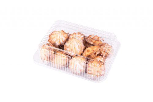 fasuoti Sausainiai su mandarinu idaru