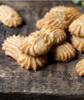 Sausainiai be pridėtinio cukraus