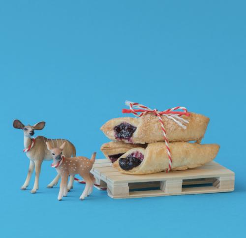 Sausainiai skarelės BIRŽŲ DUONA
