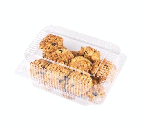 Sausainiai dribsnių lizdeliai BIRŽŲ DUONA