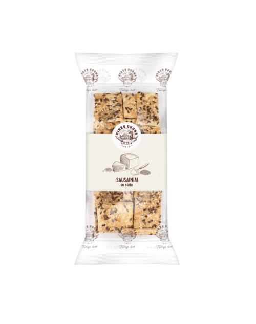 Sausainiai su sūriu