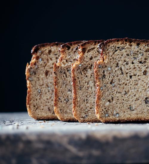 Kanapinė duona Biržų duona