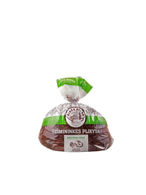 seimininkes sviesi duona