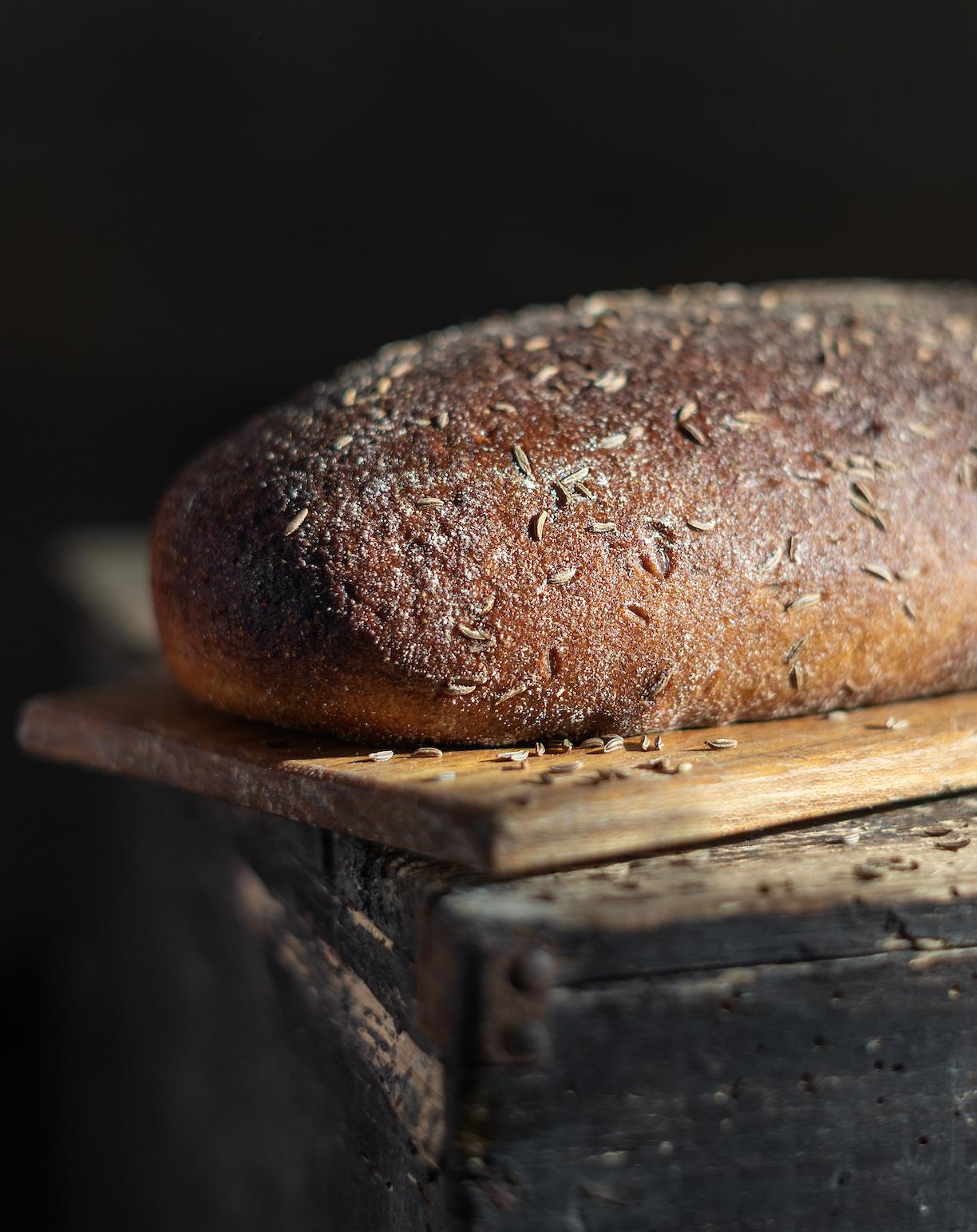 Senolių Biržų duona