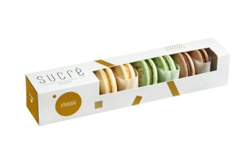 Macarons klasikiniai Sucre skonio