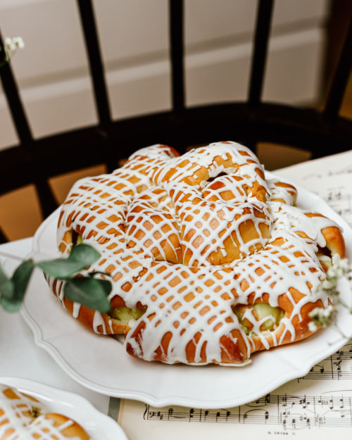 Svečių pyragas