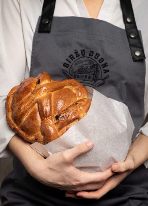 Motulės pyragas Biržų duona