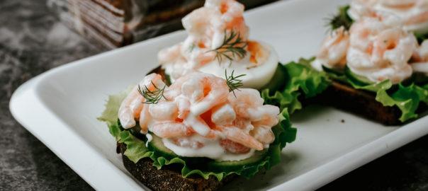 Receptas Skandinaviški sumuštinukai