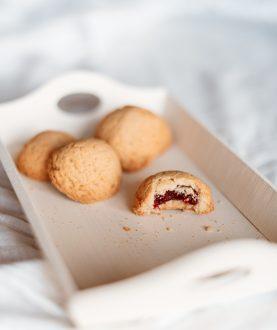 sausainiai su idaru
