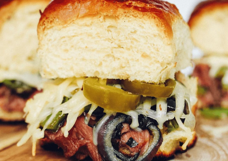 brioche receptas filadelfijos burgeris
